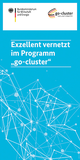 Cover go-cluster Flyer