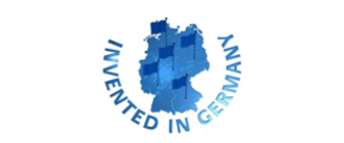 Logo: Invented in Germany