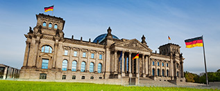 The German Reichstag