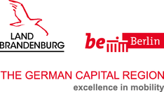 Logo Cluster Transport, Mobility and Logistics in Berlin-Brandenburg