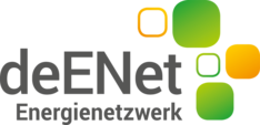 Logo deENet Competence network for renewable energy and energy