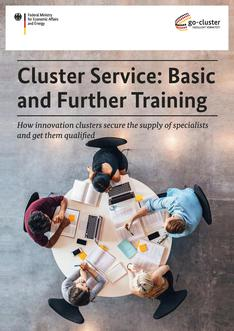 Cover Cluster Service: Basic and Further Training